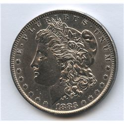 USA 1883-O Morgan Dollar