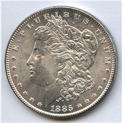 USA 1885 Morgan Dollar