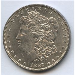 USA 1887 Morgan Dollar