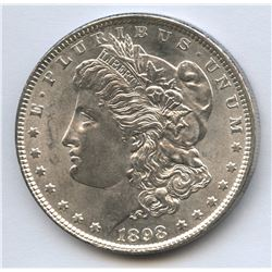 USA 1898 Morgan Dollar