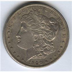 USA 1900 Morgan Dollar