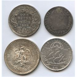 4 Better Foreign Coins