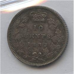 1882H Ten Cents