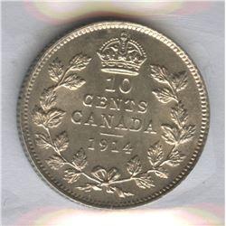 1914 Ten Cents