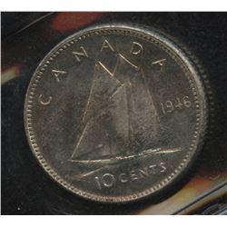1946 Ten Cents
