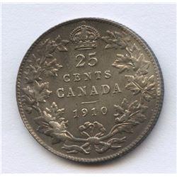 1910 Twenty-Five Cents
