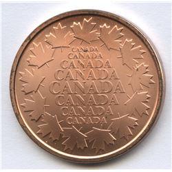 "Royal Canadian Mint, ""Salesman Sample"" Token. CH# SS-2"