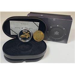 2003 Bricklin $20 Silver coin & 1933 Ford Motor Company Medallion