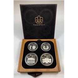 1976 Olympic Sterling Silver Set - Series 2