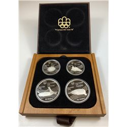 1976 Olympic Sterling Silver Set - Series 7