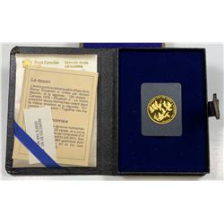 1978 Canada $100 Gold
