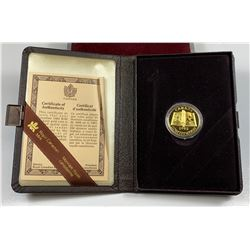 1982 Canada $100 Gold