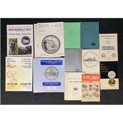 Royal Canadian Numismatic Association Books