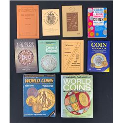 World Coins Books