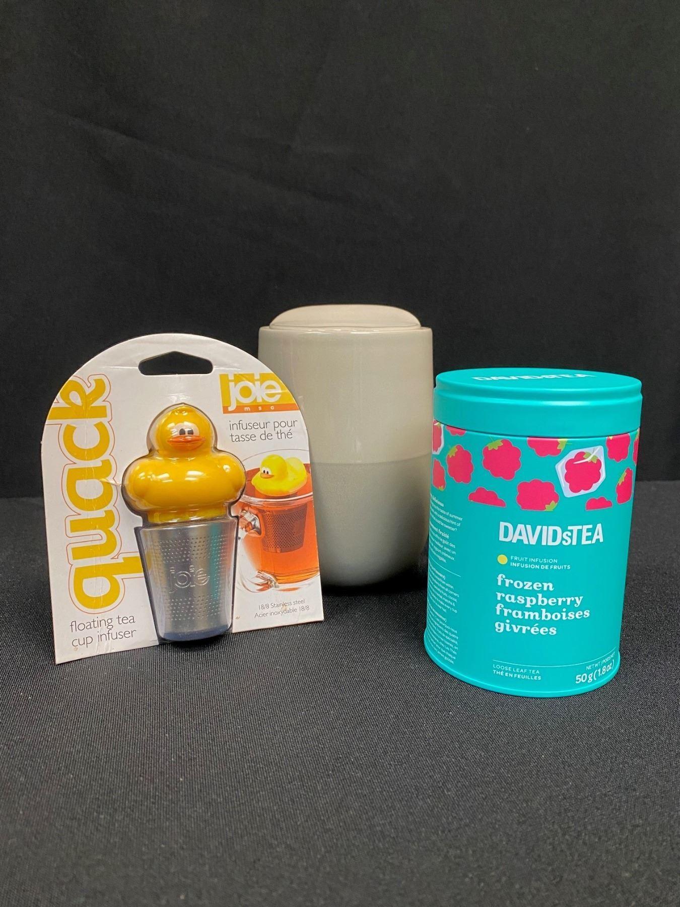 The Perfect Cuppa Tea