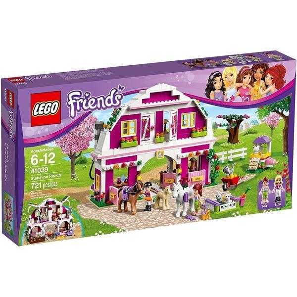 Lego Friends Set #41039 Sunshine Ranch