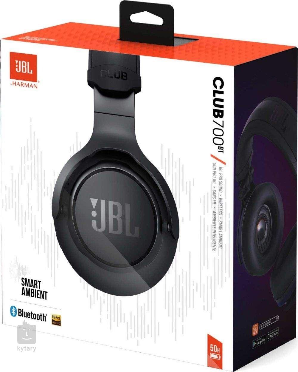 JBL Harman Club 700BT Headphones
