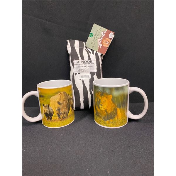 Kenyan Premium Tea & Mugs