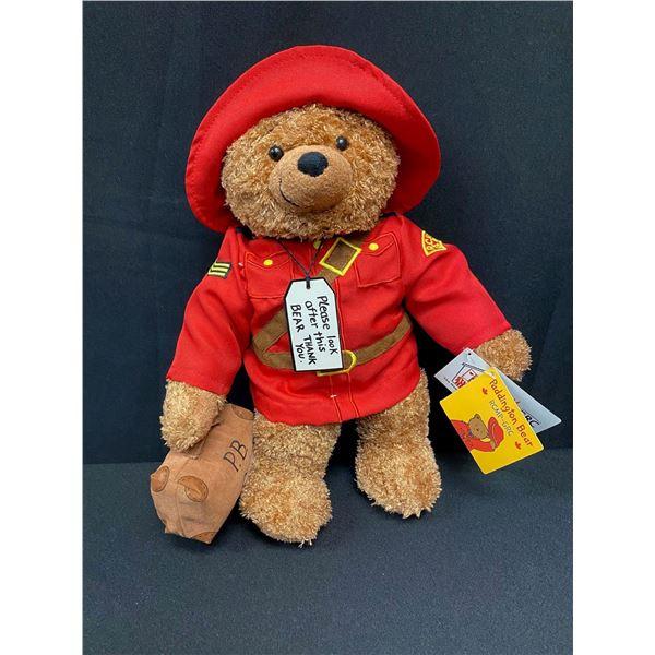 1st Edition Paddington Mountie Bear