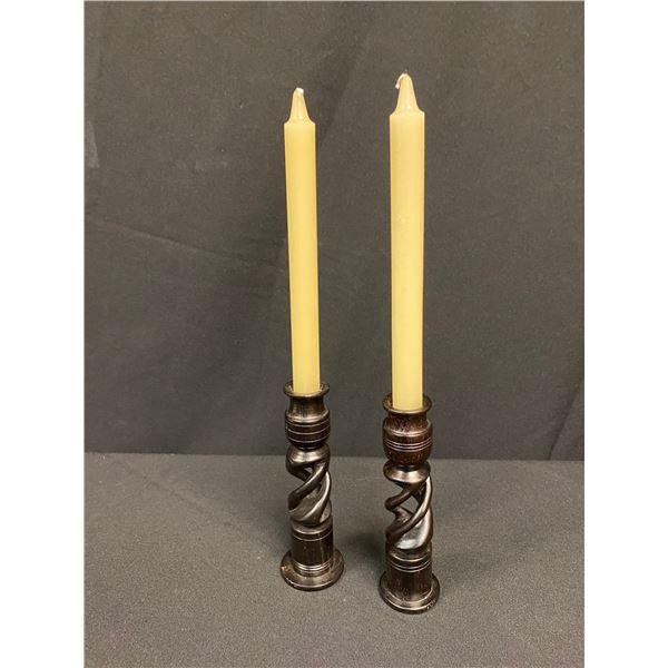 Candlesticks from Zambia