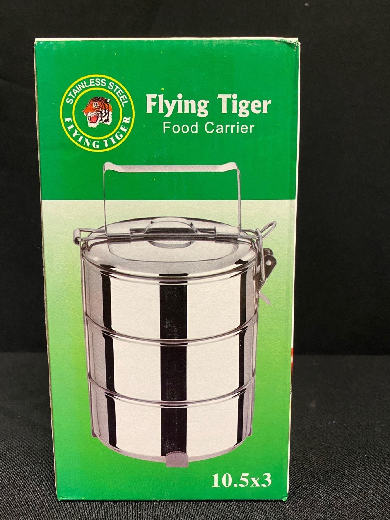 Flying Tiger Food Carrier