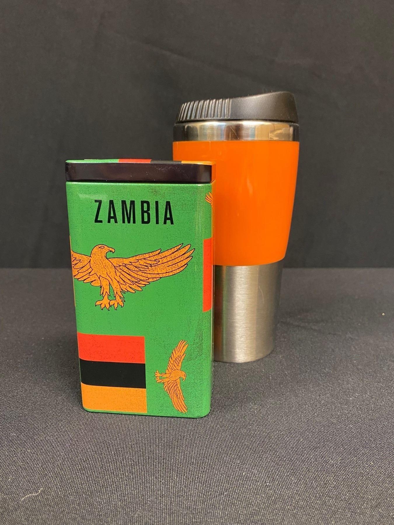 Travel Mug & Loose Leaf Tea