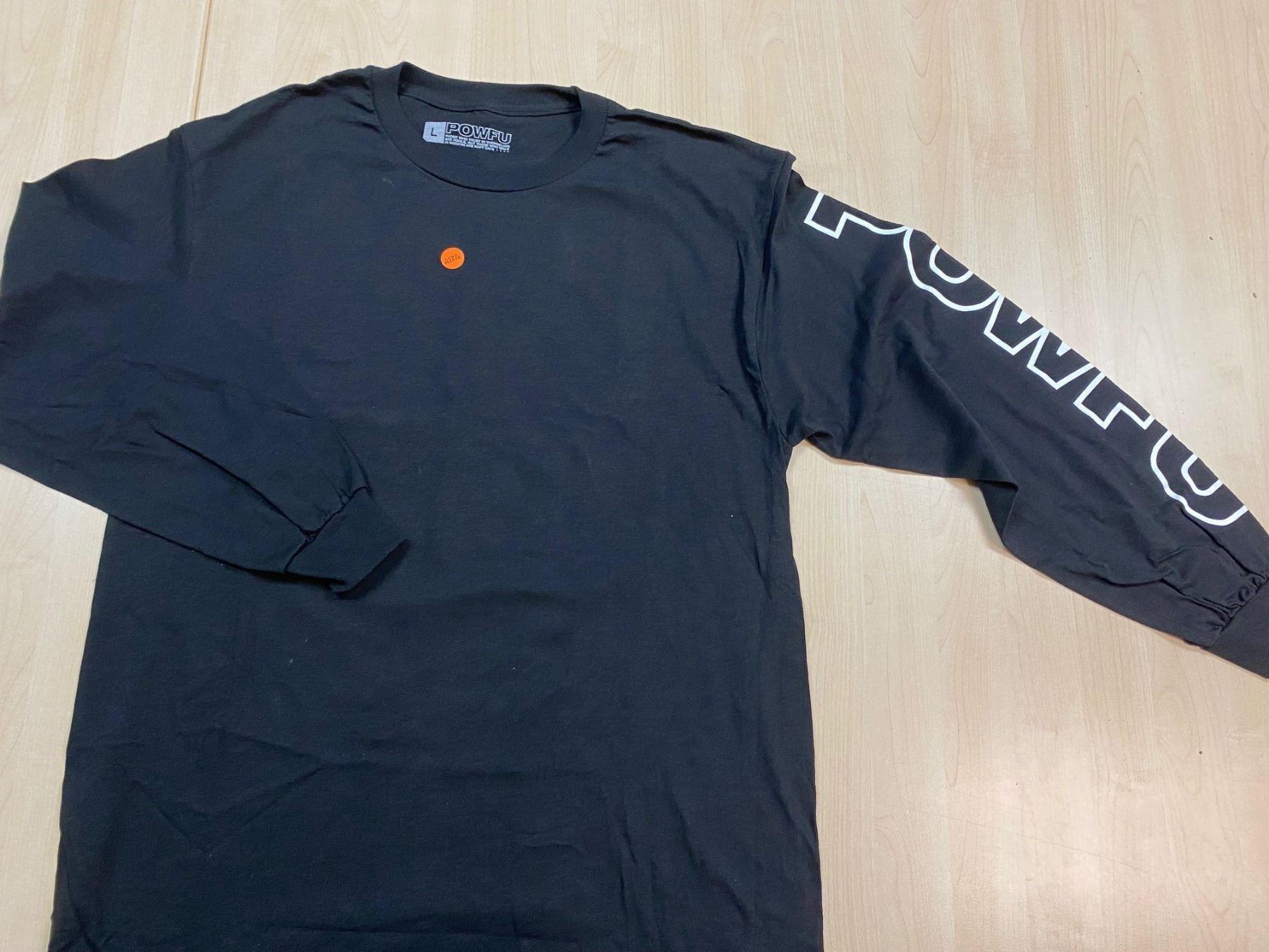 Official PowFu TShirt - Long Sleeve
