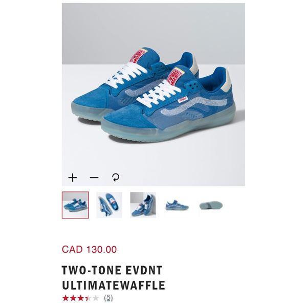 Vans Evdnt Ultimatewaf Skate Shoes