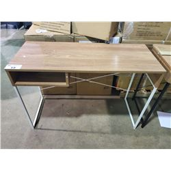 "MILO COLLECTION DESK (43""W X 18""D X 30""H)"