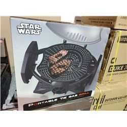 *BOXED* BROILCHEF DISNEY STAR WARS PORTABLE TIE FIGHTER GAS GRILL