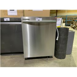 SAMSUNG STAINLESS STEEL DISHWASHER MODEL DW80M2020US