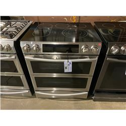 SAMSUNG FLEX DUO 5.8 CU. FT. ELECTRIC RANGE
