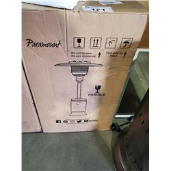 *BOXED* BRONZE PARAMOUNT OUTDOOR PROPANE HEATER MODEL LIP-10-TGG-HS