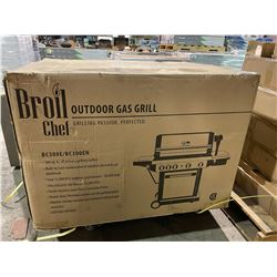 *BOXED* BROILCHEF OUTDOOR PROPANE GAS GRILL
