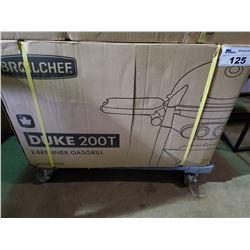 *BOXED* BROILCHEF DUKE 200T 2-BURNER GAS GRILL
