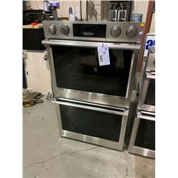 """SAMSUNG 30"""" DOUBLE WALL OVEN WITH FLEX DUO MODEL NV51K7770D"""
