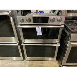 """SAMSUNG 30"""" MICROWAVE COMBINATION WALL OVEN WITH FLEX DUO MODEL NQ70M7770DS"""