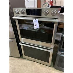 "SAMSUNG 30"" DOUBLE WALL OVEN WITH FLEX DUO MODEL NV51K7770D"