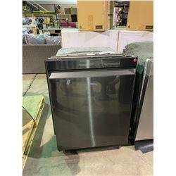 SAMSUNG BLACK STAINLESS DISHWASHER