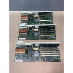 (3) - SIEMENS 6SN1118-0DK23-0AA0 CIRCUIT BOARDS