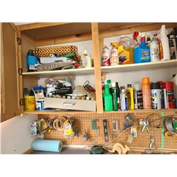 Cleaning, Painting, and Small Items A