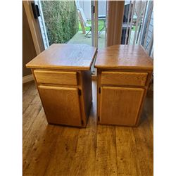 Two Cabinets C