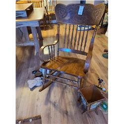 Rocking Chair and more
