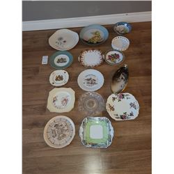 Shelley Lunch Plate & MoreChina Cat A