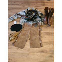Western Ware & Buffalo Wool Seater Cat A