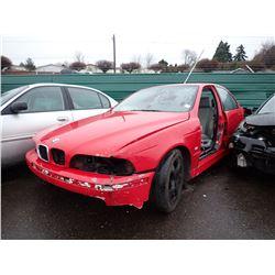 2001 BMW 530i