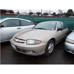 2005 Chevrolet Cavalier