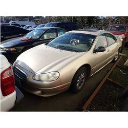 2000 Chrysler LHS