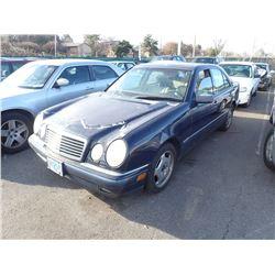 1997 Mercedes-Benz E420