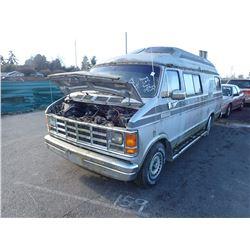 1986 Dodge Ram 1500 Van